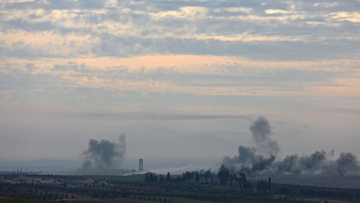 Syrien: Kampf um Idlib
