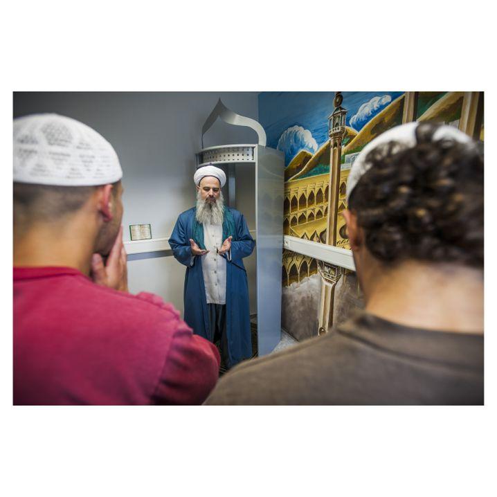 Gefängnis-Imam in Wiesbaden