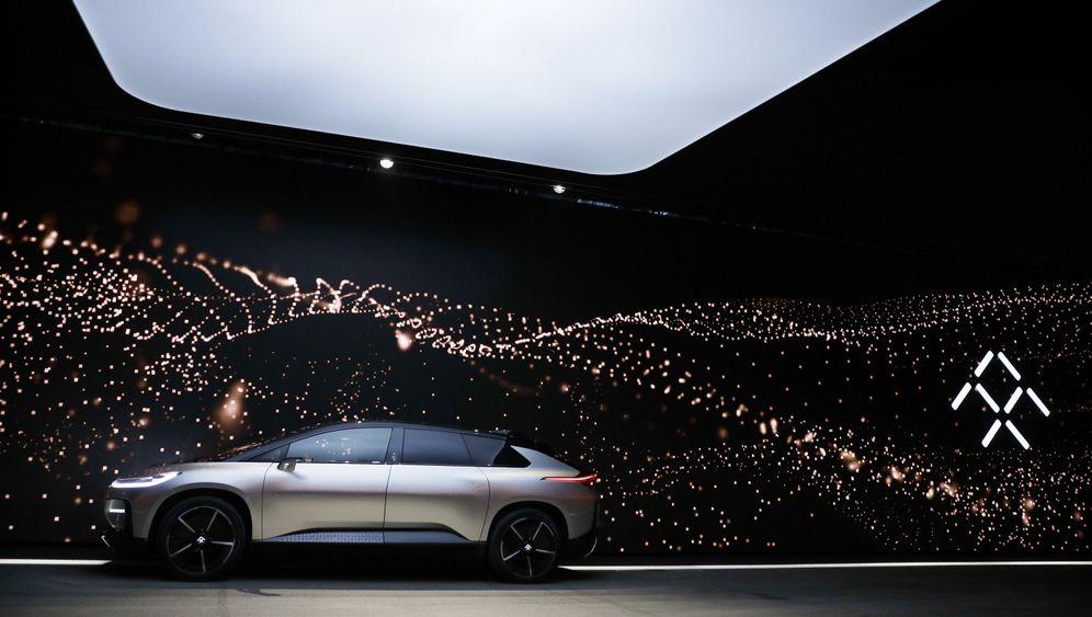Faraday Future FF91: Der Über-Tesla