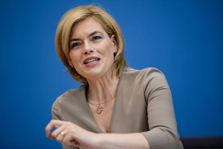 Julia Klöckner: Freiwilligkeit statt Zwang