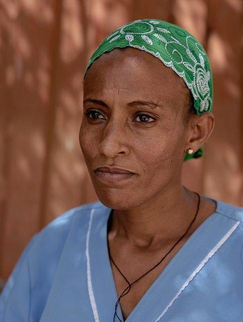 "Nurse Mulu Mesfin: ""The numbers keep rising."""