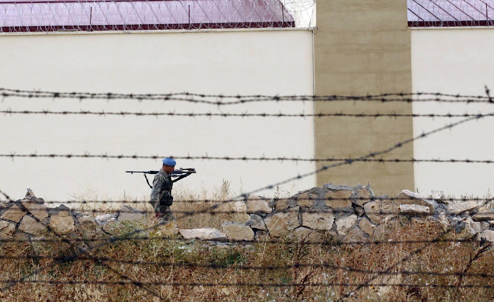 Türkei Gefängnis Van