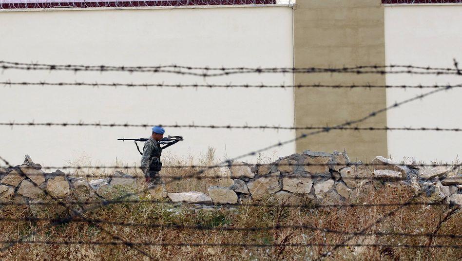 Gefängnis in Van: Berichten zufolge sind 200 Häftlinge geflohen