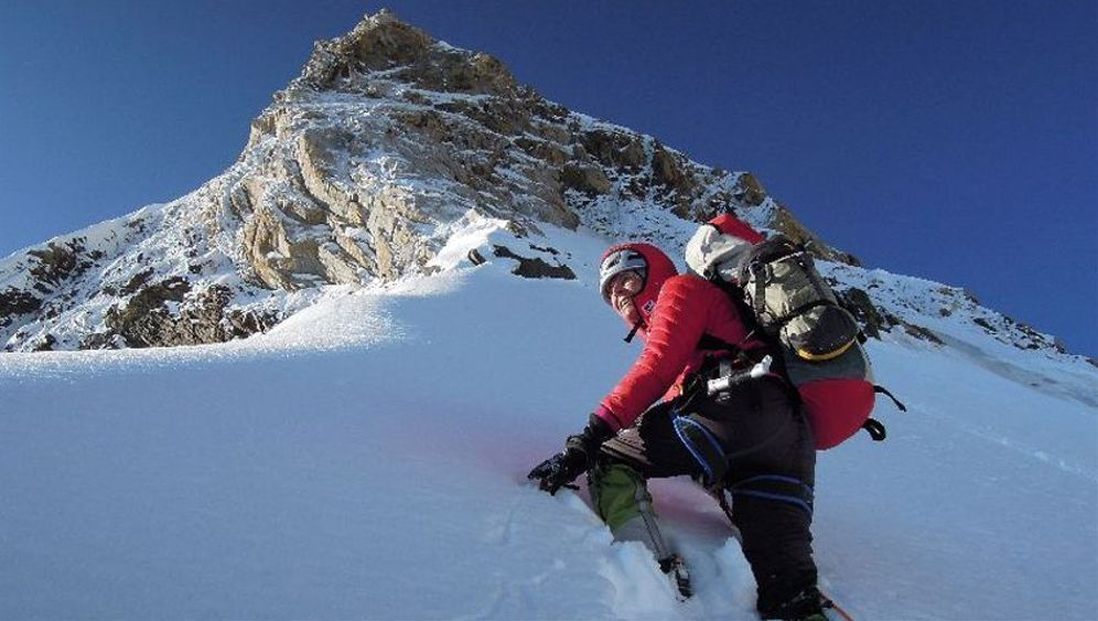 Gerlinde Kaltenbrunner: Gipfelsturm am K2