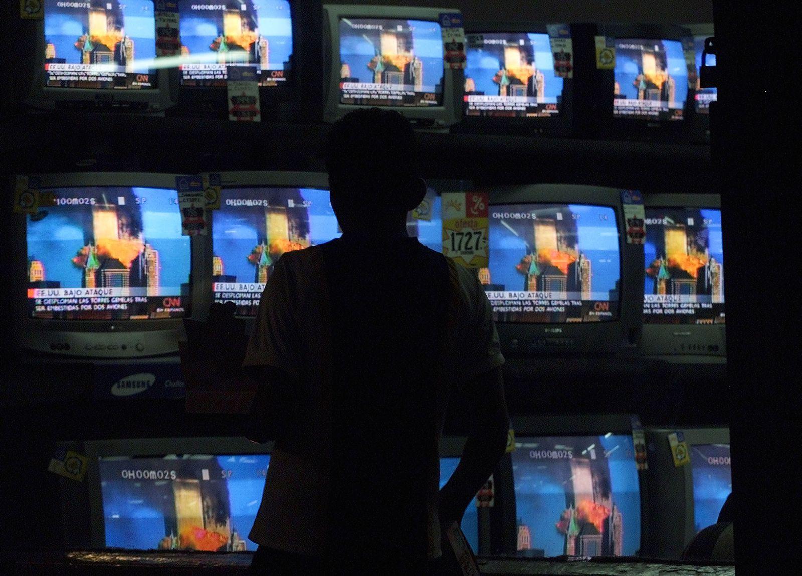 NUR FÜR EINESTAGES - Terrorismus im Fernsehen