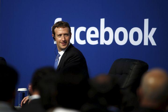 Facebook-Chef Zuckerberg: Böse Filterblasen?