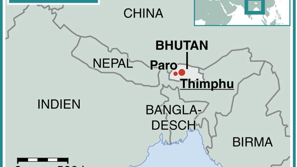 Reise durch Bhutan: Im Land des Glücks