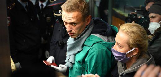 Alexej Nawalny zurück in Russland: Die Manöver des Kreml