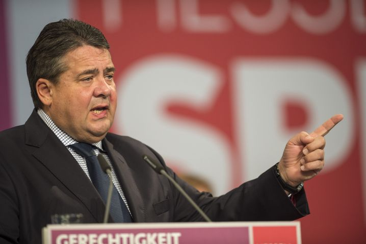 SPD-Chef Gabriel: Es könnte ungemütlich für ihn werden