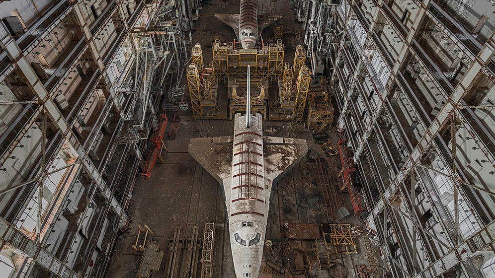 Russische Space-Wracks: Die Gruft des Weltraumzeitalters