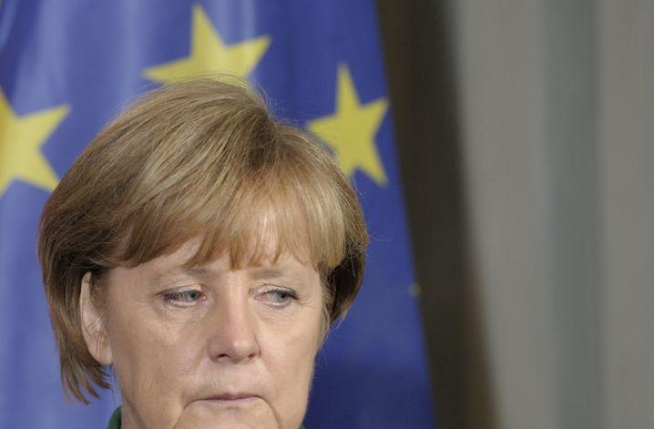 Kanzlerin Merkel: Ihr Euro-Kurs wird immer populärer in Deutschland