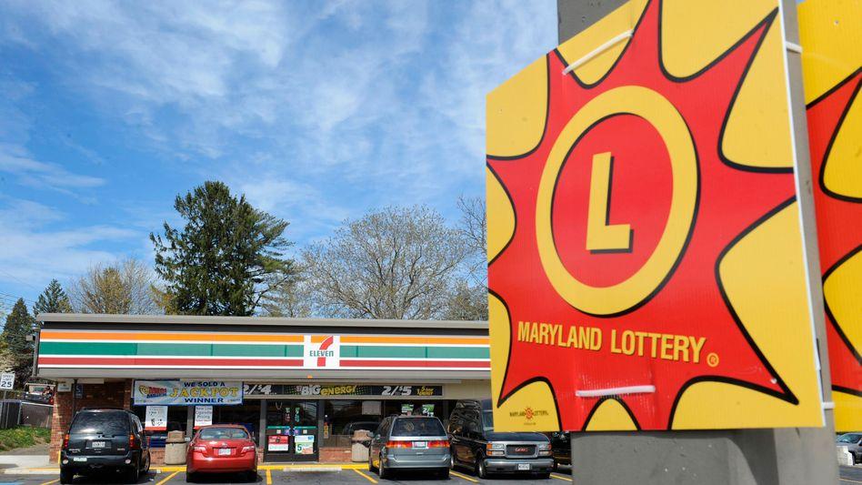 Maryland Lottery: In diesem Laden könnte ein Gewinner-Ticket verkauft worden sein