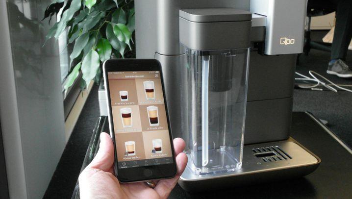 Qbo You-Rista im Test: Kaffeekochen per Smartphone