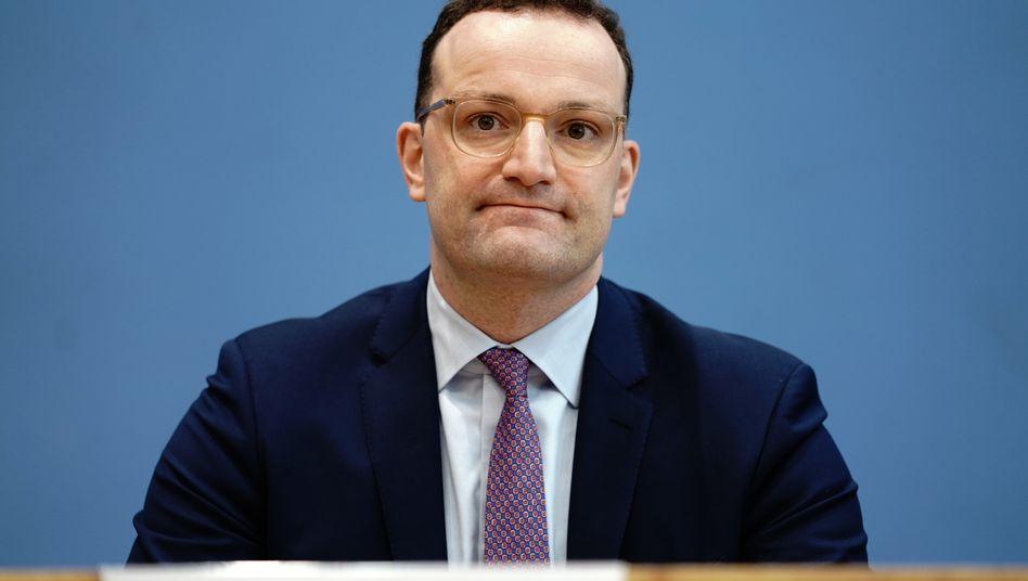 Druck auf Gesundheitsminister: Experten fordern von Spahn Freigabe eines Sterbehilfe-Medikaments