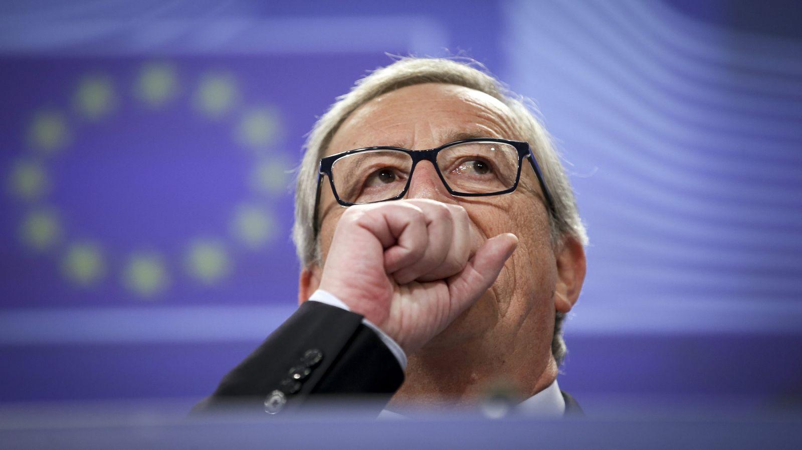 Juncker Luxemburg leaks Steuern