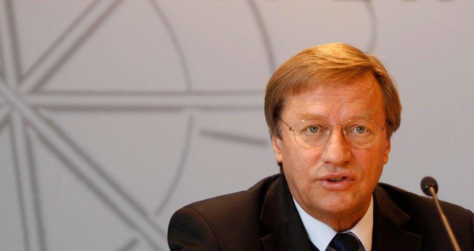 NRW-Verkehrsminister Voigtsberger: Ruf nach nationaler Streusalzreserve