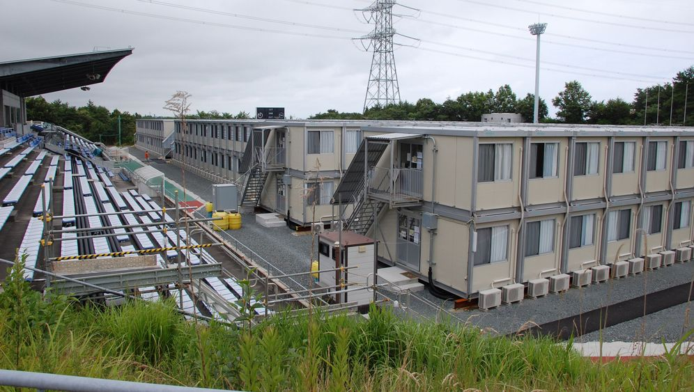 J-Village: Fußball und Fukushima