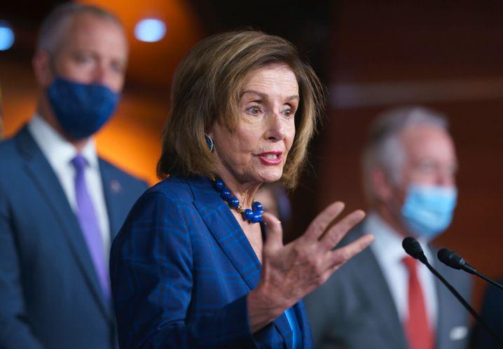 Demokratin Nancy Pelosi, Vorsitzende des Repräsentantenhauses