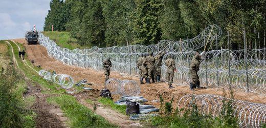 Belarus: Migrantin aus dem Irak tot an Grenze zu Polen gefunden