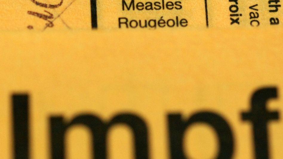 Impfpass: Viele Eltern fürchten Nebenwirkungen von Impfungen