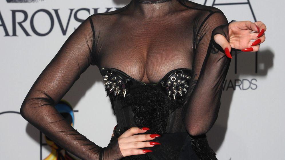 Auftritt in New York: Lady Gaga, die Stilikone