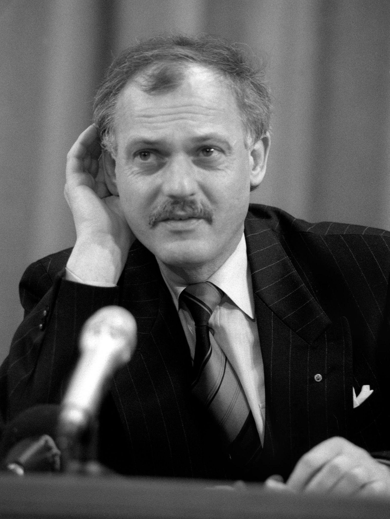 Volkskammerwahl 1990 - Ibrahim Böhme