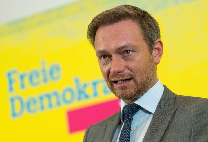 FDP-Chef Christian Lindner