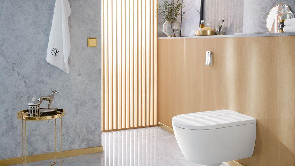 Moderne Badkeramik - Die Toilette wird Hightechprodukt - DER ...