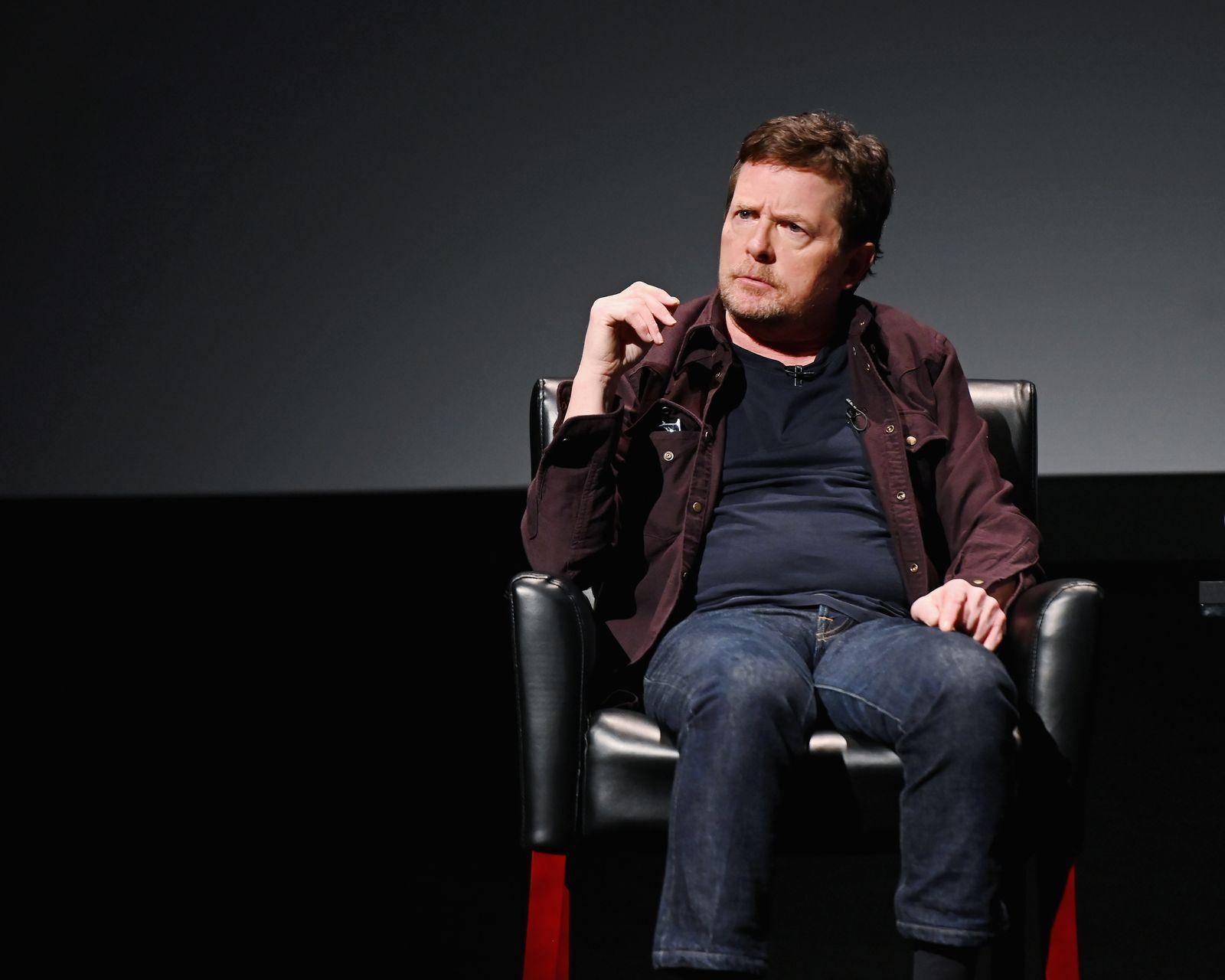 Tribeca Talks - Storytellers - Michael J. Fox With Denis Leary - 2019 Tribeca Film Festival