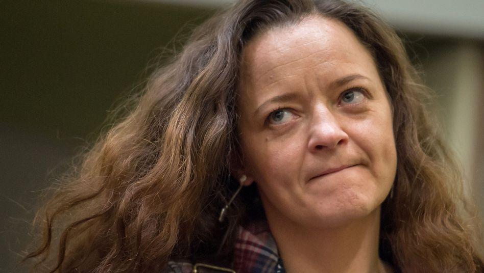 Beate Zschäpe Mitte November vor Gericht: Will ihr Schweigen brechen