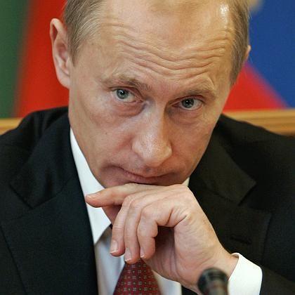 Russlands Präsident Putin: Die Europäer zaudern, die Russen schaffen Fakten