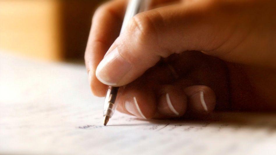 Hauptsache handschriftlich: Ein Testament aufzusetzen ist gar nicht so viel Aufwand