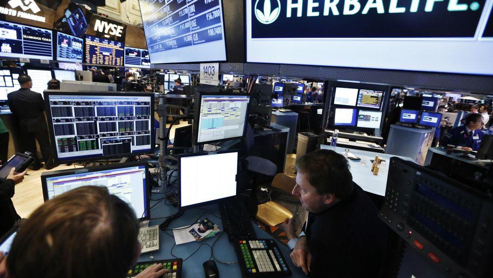 Herbalife: Das Drama um den Diätkonzern