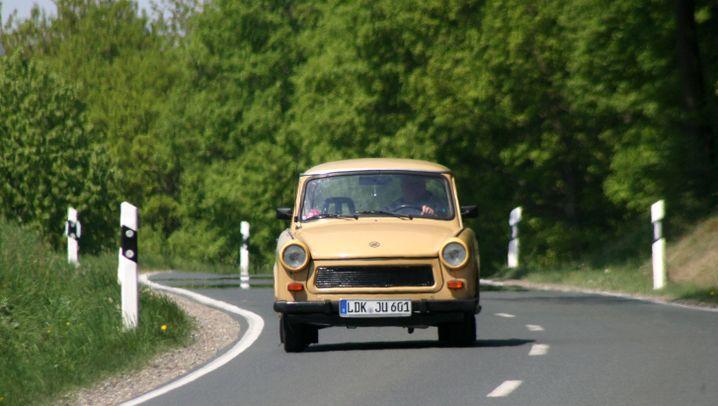 Kultauto Trabant: Späte Karriere