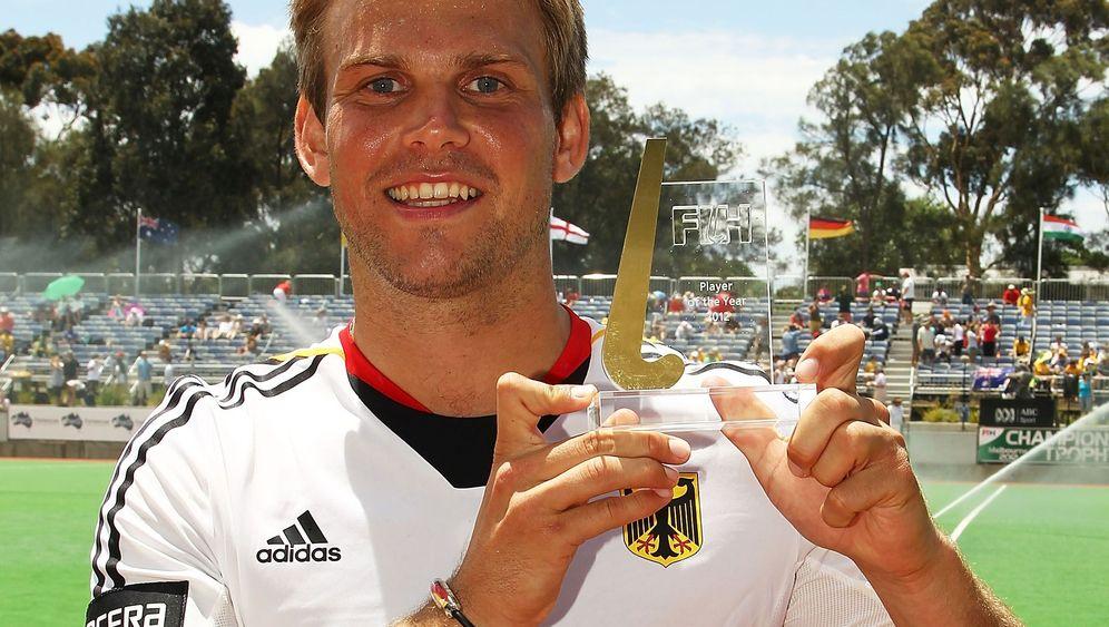 Welthockeyspieler 2012: Das Jahr des Moritz Fürste