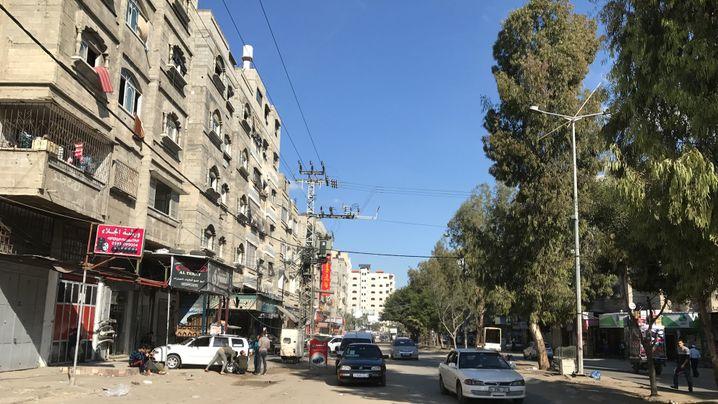 Gazastreifen: Hoffen und Siechen