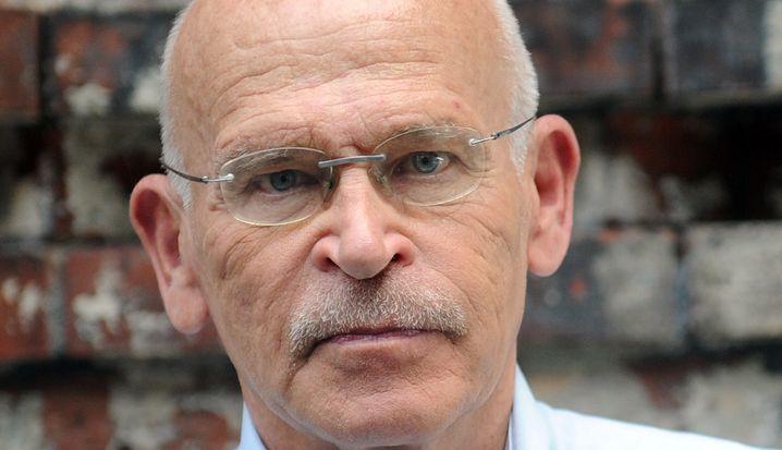 Günter Wallraff gehört zu den Unterzeichnern des offenen Briefes an Horst Seehofer