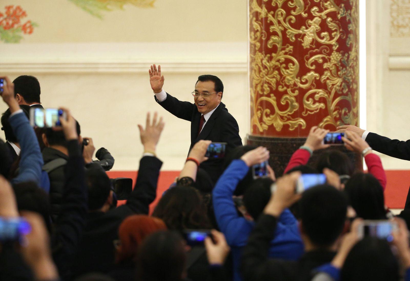 Li Keqiang / Peking