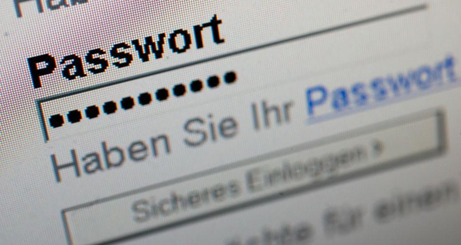 Passwort vergessen? (Symbolbild): Je wilder die Antwort, desto besser