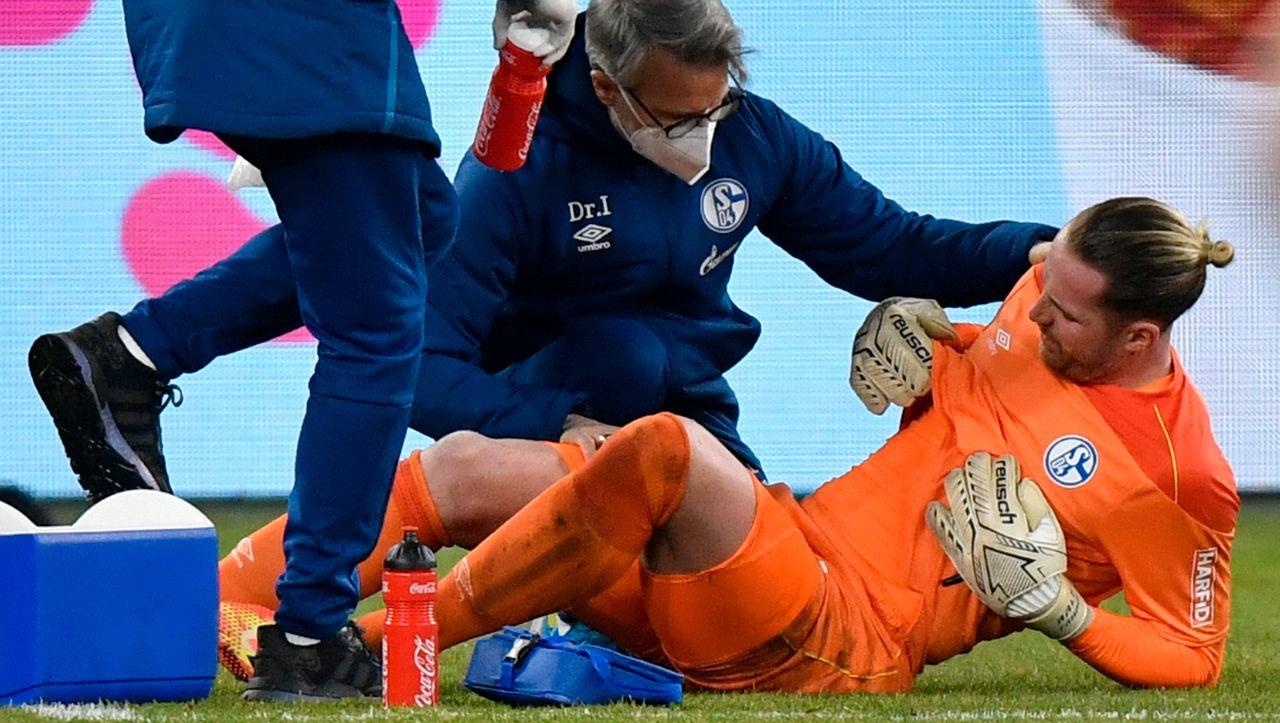 FC Schalke 04: Rippe angebrochen – Fährmann fehlt »bis auf Weiteres« - DER SPIEGEL