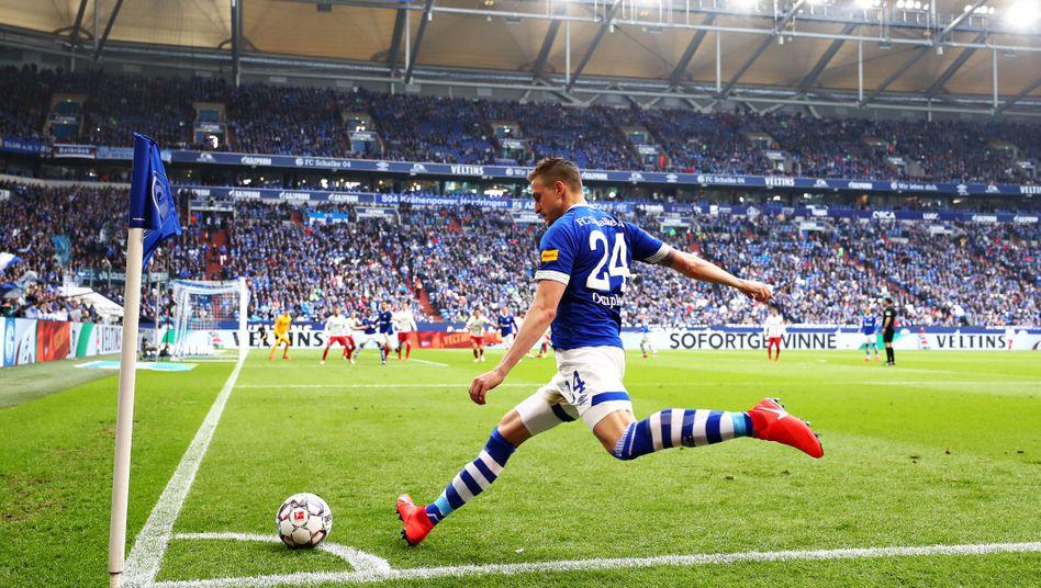 Schalkes Bastian Oczipka