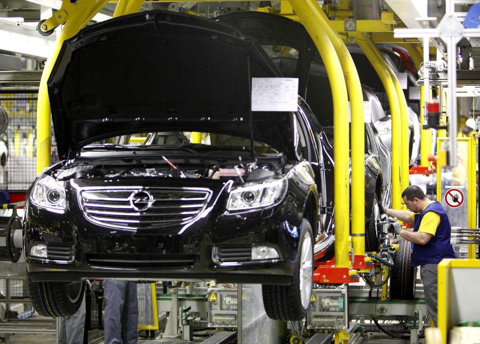 Opel / Produktion