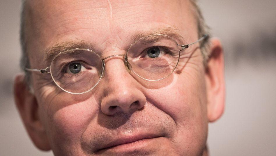 Martin Blessing 2015: An der Spitze der Vermögensverwaltung