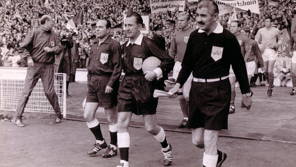 """Wembley-Tor 1966: """"Es war gar keines!"""""""