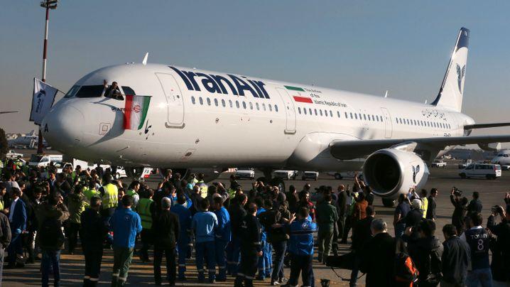 Airbus, Siemens, Total: Diese Iran-Geschäfte stehen jetzt auf der Kippe