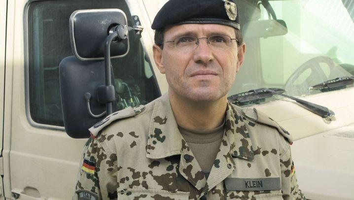 Afghanistan: Klein und der Befehl zum Bomben