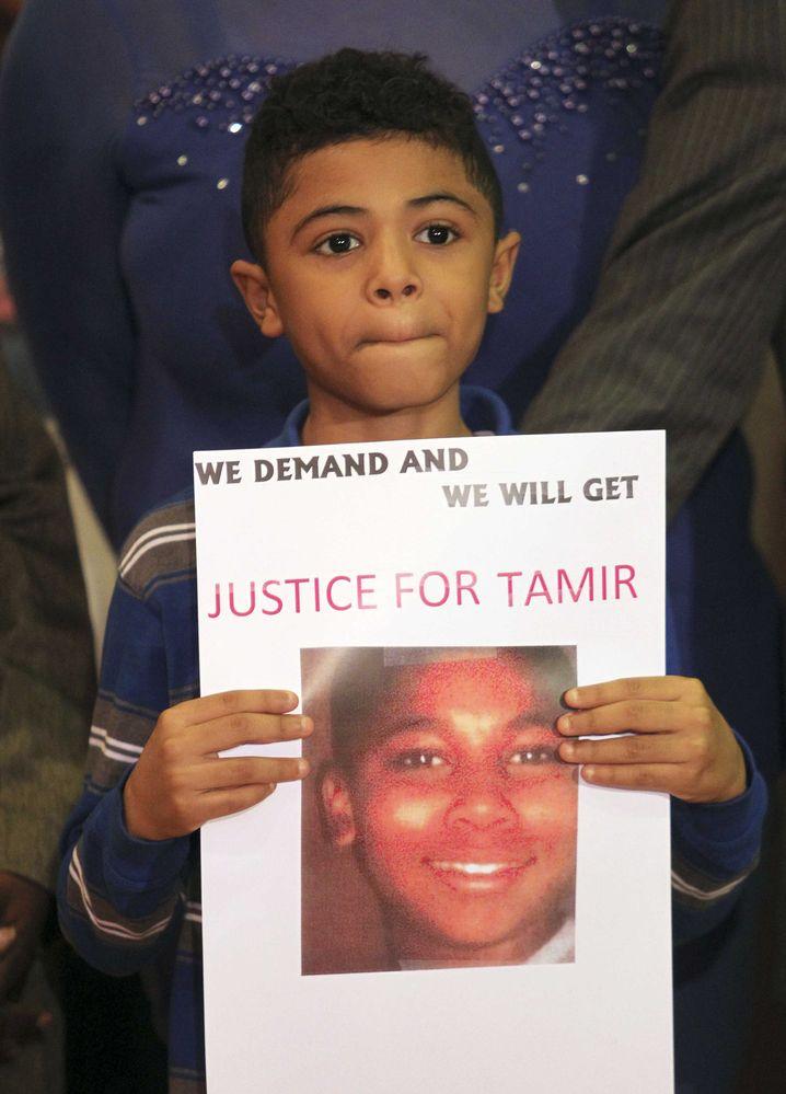 Neue, noch schlimmere Enthüllungen: Polizeiopfer Tamir Rice