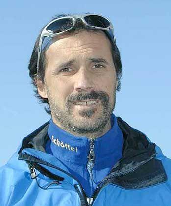 Erfolgreicher Höhenbergsteiger: Ralf Dujmovits ist seit 1994 der einzige Deutsche, der die beiden höchsten Berge der Erde, den Mount Everest und den extrem schwierigen K2, bestiegen hat