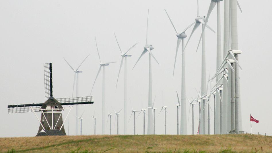 Windkraft gilt als nachhaltiges Investment