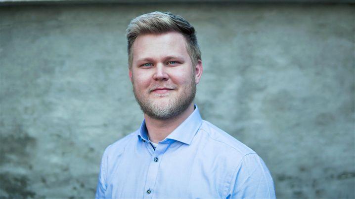 Klimaschützer Frederik Sandby: »Wenn wir es mit den Pariser Klimazielen ernst meinen, darf Lynetteholm nicht entstehen«